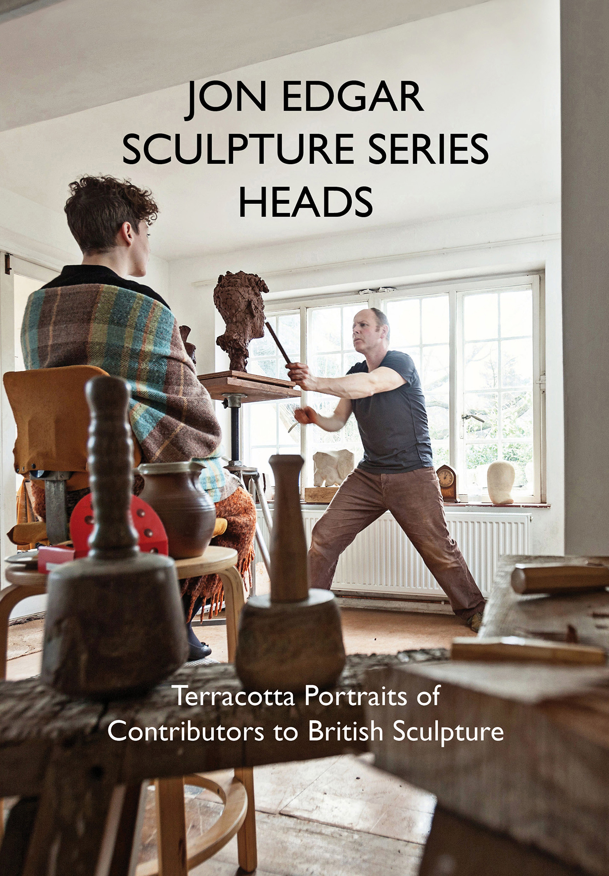 Sculpture Series Heads 2013 cover reduced